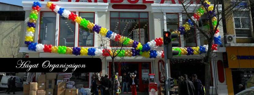istanbul balon süsleme fiyatı